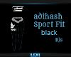 adihash Sport Fit rls