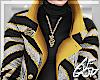 "Ⱥ"" Golden Fall Coat"