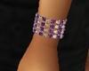 kenia Lavander Bracelet