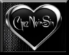 ChezNoirSin Support Logo