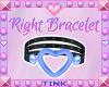 [R] Bracelet   Blue