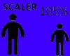 105% Height Scaler