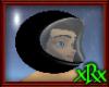 Black XRX Space Helmet