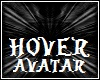 Hover Avatar w/ actions