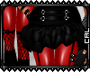 [c] Aex Skirt Red