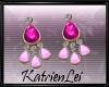 KL*  Azurra Earrings