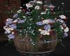 Barrel Bar Flowers