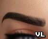 Realistic eyebrows