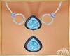 Necklaces Blue