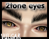 [Rx] M 2tone Choco/Honey