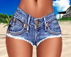 Ultra-Short Cutoff Jeans