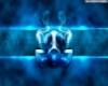 TOXIC BLUE HEADPHONES