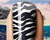 Zebra Style Nails