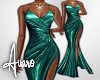 Evening Gown ~ Green 7