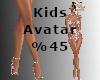 SL Kid Avatar Scaler %45
