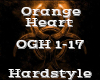 Orange Heart -Hardstyle-
