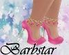 Lu*Pink sandal/