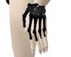 Black Bone Hand Brace LH