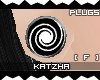 .K Twirl Plugs |F