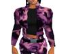 (MT) Purple camo jacket