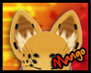 -DM- King Cheetah Ears