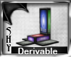 Derivable Throne
