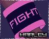 ! Fight Cuff Set