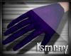 [Is] Purple Gloves