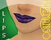 Lips  smlst PLUM