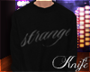 ♆ Strange Sweater 'M