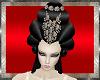 *TP Pompadour Noir Curls