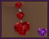 Ruby Heart Drops