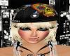 Mizzy Hat+Hair Blonde