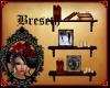 Breseth-Antique Shelves