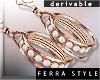 ~F~DRV Leira Earrings