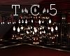 Casino royale chandelier