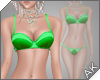 ~AK~ Retro Swim: Green