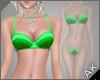 ~AK~ Retro Swim: Green