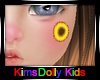 *KD*Kids Sunflwr Sticker
