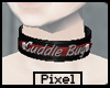 <Pp>Red Cuddlebug Collar