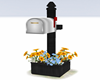 :3 Plants & Mailbox