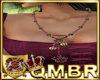 QMBR Necklace BOHO Grape