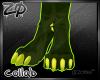 Avocado | Feet