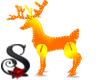 Animated lights  O Deer