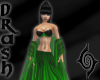 Mistress Gown - Green