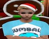 Boys Santa Hat/Blonde
