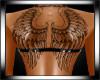 Angel  Wings Back Tat F
