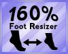Foot Scaler 160%