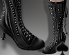 Cat~ Moulin Noir Boots