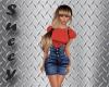 -Succy- Overall Skirt V1